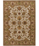 RugStudio presents Chandra Int INT-13446 Ivory Hand-Tufted, Good Quality Area Rug