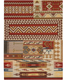 RugStudio presents Chandra Int INT-13447 Multi Hand-Tufted, Good Quality Area Rug