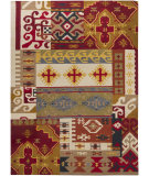 RugStudio presents Chandra Int INT-13448 Multi Hand-Tufted, Good Quality Area Rug