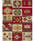 RugStudio presents Chandra Int INT-13451 Multi Hand-Tufted, Good Quality Area Rug