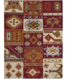 RugStudio presents Chandra Int INT-13452 Multi Hand-Tufted, Good Quality Area Rug