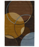 RugStudio presents Chandra Int INT-13456 Multi Hand-Tufted, Good Quality Area Rug