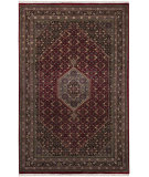 RugStudio presents Chandra Int INT-13461 Burgundy Hand-Tufted, Best Quality Area Rug