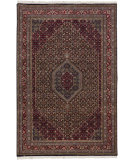 RugStudio presents Chandra Int INT-13462 Burgundy Hand-Tufted, Best Quality Area Rug