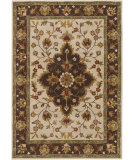 RugStudio presents Chandra Int INT-13463 Beige Hand-Tufted, Good Quality Area Rug