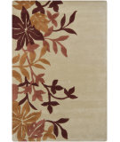 RugStudio presents Chandra Int INT-13464 Beige Hand-Tufted, Good Quality Area Rug
