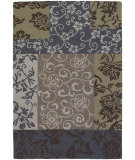 RugStudio presents Chandra Int INT-13481 Multi Hand-Tufted, Good Quality Area Rug