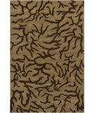 RugStudio presents Chandra Int INT-13489 Tan Hand-Tufted, Good Quality Area Rug