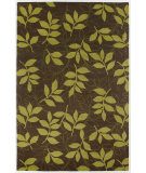 RugStudio presents Chandra Int INT-13495 Green Hand-Tufted, Good Quality Area Rug