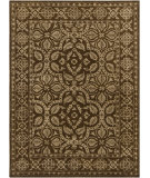 RugStudio presents Chandra Int INT-13496 Chocolate Hand-Tufted, Good Quality Area Rug