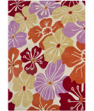 RugStudio presents Chandra Int INT-30015 Multi Hand-Tufted, Good Quality Area Rug