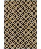 RugStudio presents Chandra Janelle Style JAN2614 Cream Hand-Tufted, Good Quality Area Rug