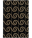 RugStudio presents Chandra Janelle Style JAN2643 Hand-Tufted, Best Quality Area Rug