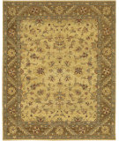 RugStudio presents Chandra Kamala Kam1502 Green Hand-Knotted, Good Quality Area Rug