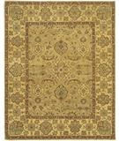 RugStudio presents Chandra Kamala KAM1504 Gold Hand-Knotted, Good Quality Area Rug