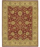 RugStudio presents Chandra Kamala KAM1505 Red Hand-Knotted, Good Quality Area Rug