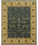 RugStudio presents Chandra Kamala KAM1506 Blue Hand-Knotted, Good Quality Area Rug