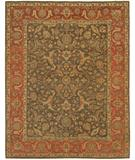 RugStudio presents Chandra Kamala KAM1507 Brown Hand-Knotted, Best Quality Area Rug