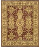 RugStudio presents Chandra Kamala KAM1508 Red Hand-Knotted, Good Quality Area Rug