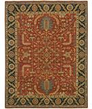 RugStudio presents Chandra Kamala KAM1510 Red Hand-Knotted, Good Quality Area Rug