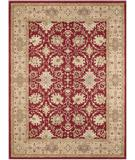 RugStudio presents Chandra Kamala KAM1542 Red Hand-Knotted, Good Quality Area Rug