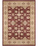 RugStudio presents Chandra Kamala KAM1544 Red Hand-Knotted, Good Quality Area Rug
