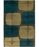 RugStudio presents Chandra Kathryn Doherty KAT2005 Multi Hand-Tufted, Good Quality Area Rug