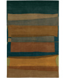 RugStudio presents Chandra Kathryn Doherty KAT2006 Multi Hand-Tufted, Good Quality Area Rug