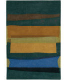 RugStudio presents Chandra Kathryn Doherty KAT2007 Multi Hand-Tufted, Good Quality Area Rug