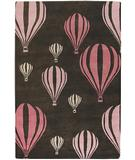 RugStudio presents Chandra Kids KID7627 Hand-Tufted, Good Quality Area Rug