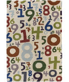 RugStudio presents Chandra Kids KID7622 Multi Hand-Tufted, Good Quality Area Rug