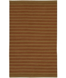 RugStudio presents Chandra Kilim KIL2224 Brown Woven Area Rug