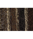 RugStudio presents Chandra Lavasa Lav21402 Brown Woven Area Rug