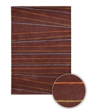 RugStudio presents Chandra Lost Link LOS1808 Hand-Tufted, Good Quality Area Rug