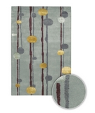 RugStudio presents Chandra Lost Link LOS1809 Multi Hand-Tufted, Good Quality Area Rug