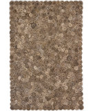 RugStudio presents Chandra Masterton MAS30200 Brown Woven Area Rug