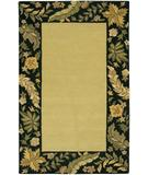 RugStudio presents Chandra Metro MET512 Green Hand-Tufted, Good Quality Area Rug