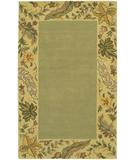 RugStudio presents Chandra Metro MET513 Green Hand-Tufted, Good Quality Area Rug