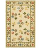 RugStudio presents Chandra Metro MET538 Cream Hand-Tufted, Good Quality Area Rug