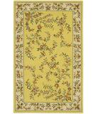 RugStudio presents Chandra Metro MET540 Lime Green Hand-Tufted, Best Quality Area Rug