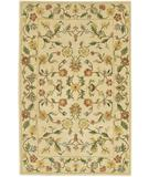 RugStudio presents Chandra Metro MET543 Ivory Hand-Tufted, Good Quality Area Rug