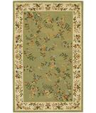 RugStudio presents Chandra Metro MET550 Green Hand-Tufted, Best Quality Area Rug