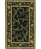 RugStudio presents Chandra Metro MET557 Black Hand-Tufted, Good Quality Area Rug