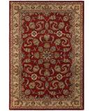 RugStudio presents Chandra Metro MET560 Burgundy Hand-Tufted, Good Quality Area Rug