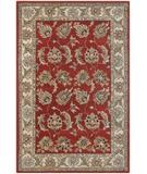 RugStudio presents Chandra Metro MET572 Rust Hand-Tufted, Good Quality Area Rug