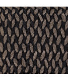 RugStudio presents Chandra Milano Mil24502 Black Woven Area Rug