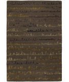 RugStudio presents Chandra Navya NAV5008 Chocolate Hand-Tufted, Good Quality Area Rug
