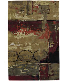 RugStudio presents Chandra Nirvana Nir6601 Multi Hand-Tufted, Good Quality Area Rug
