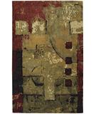 RugStudio presents Chandra Nirvana NIR6602 Multi Hand-Tufted, Good Quality Area Rug