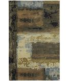 RugStudio presents Chandra Nirvana NIR6603 Multi Hand-Tufted, Good Quality Area Rug